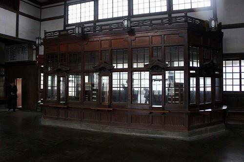 旧大社駅は鉄道ファンにはたまらない大正ロマン感じる場所。今も地元の人や観光客に愛され続ける情緒溢れる駅。.jpg